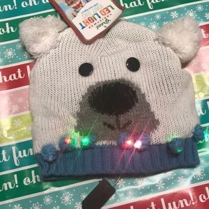 Accessories - light up winter hat